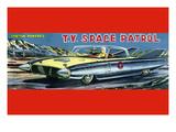 TV Space Patrol Car