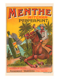 Menthe Peppermint
