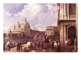 Venetian Piazza