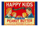 Happy Kids Bits O' Nut Peanut Butter