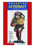 Cragstan Astronaut Automatic Actions