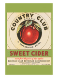 Country Club Sweet Cider