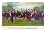 Celebrated Winning Horses and Jockeys of the American Turf