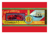 Pioneer Brand Fresh Lobster