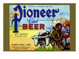 Old Pioneer Club Beer