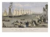 The New York Yacht Club Regatta