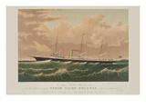 Steam Yacht Polynia