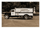 Keener Brand Meets  Kuhner Packing Co Delivery Truck