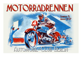Motorradrennen - Auto Club Berlin