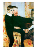 Alexander Cassatt and Robert Kelso Cassatt