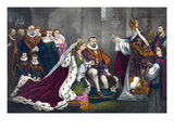 Mary Stuart's Wedding to Henry Darnley