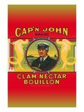 Cap'N John Brand Clam Nectar Bouillon
