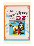 The Wonderful Game of Oz - Cowardly Lion