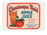 Cahutauqua Maid Apple Juice