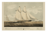 The Yacht &quot;Maria&quot;