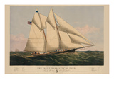 The Yacht &quot;Henrietta&quot;