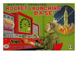 Rocket Launching Base