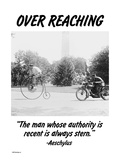 Over Reaching