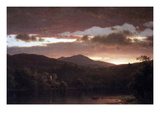 Twilight (Catskill Mountain)