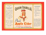 Queen Isabella Pure Apple Cider