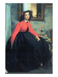 Portrait of Mme LL