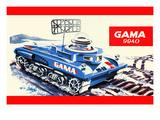 Gama 9940 Space Tank