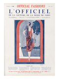 L'Officiel  May 1925 - Paradis Aimé