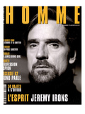 L&#39;Optimum  December 1997-January 1998 - Jeremy Irons