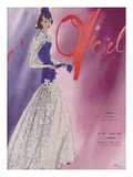 L&#39;Officiel  June 1940 - Worth