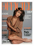 L'Officiel  May 1994 - Yasmeen Ghauri