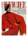 L'Officiel  September 1977 - Ensemble de Pierre Cardin
