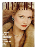 L'Officiel  November 1980 - Mimi Coutelier