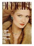 L'Officiel  November 1980 - Mimi Coutelier