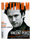 L'Optimum  June-July 1998 - Vincent Perez