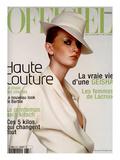 L'Officiel  March 1999 - Nicole