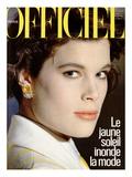 L'Officiel  April 1984 - Louis Féraud