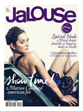 Jalouse  March 2010 - Marion Cotillard