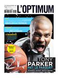 L&#39;Optimum  November 2010 - Tony Parker