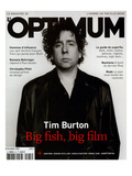 L'Optimum  March 2004 - Tim Burton