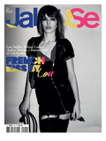 Jalouse  May 2009 - Lou Doillon  M&#233;lanie Laurent  Audrey Marnay  Cl&#233;mence Po&#233;sy et L&#233;a Seydoux