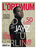 L'Optimum  November 2009 - Jay-Z