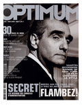 L'Optimum  December 2002-January 2003 - Martin Scorsese