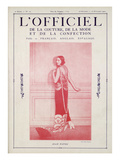 L'Officiel  October-November 1922 - Jean Patou