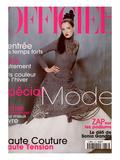 L'Officiel  September 1997 - Gaultier Paris  Un Exemple Frappant de la Couture Moderne