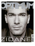 L'Optimum  September 2001 - Zinedine Zidane