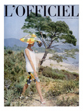 L'Officiel - Ensemble de Plage de Pierre Cardin