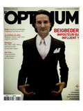 L'Optimum  April 2005 - Frédéric Beigbeder