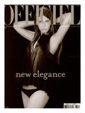L'Officiel  2002 - Jessica Miller
