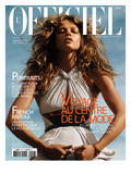 L'Officiel  June-July 2007 - Masha