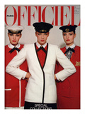 L'Officiel  March 1980 - Christian Dior